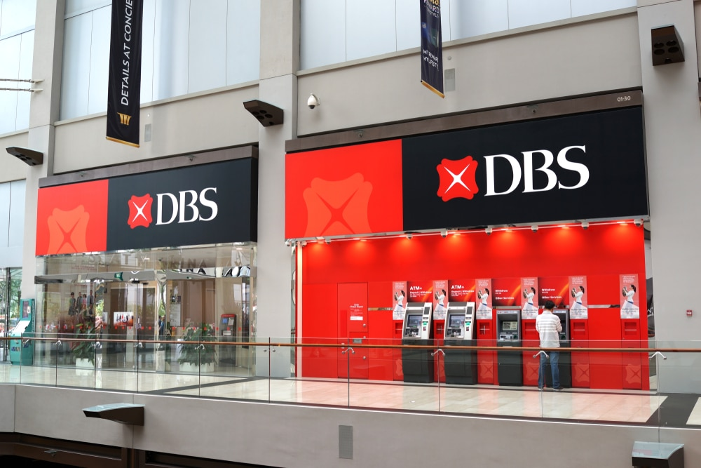 DBS Bank in Singapore
