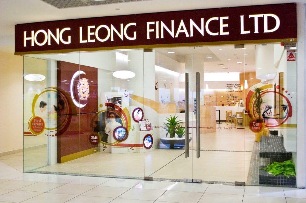 Hong Leong Finance Branches