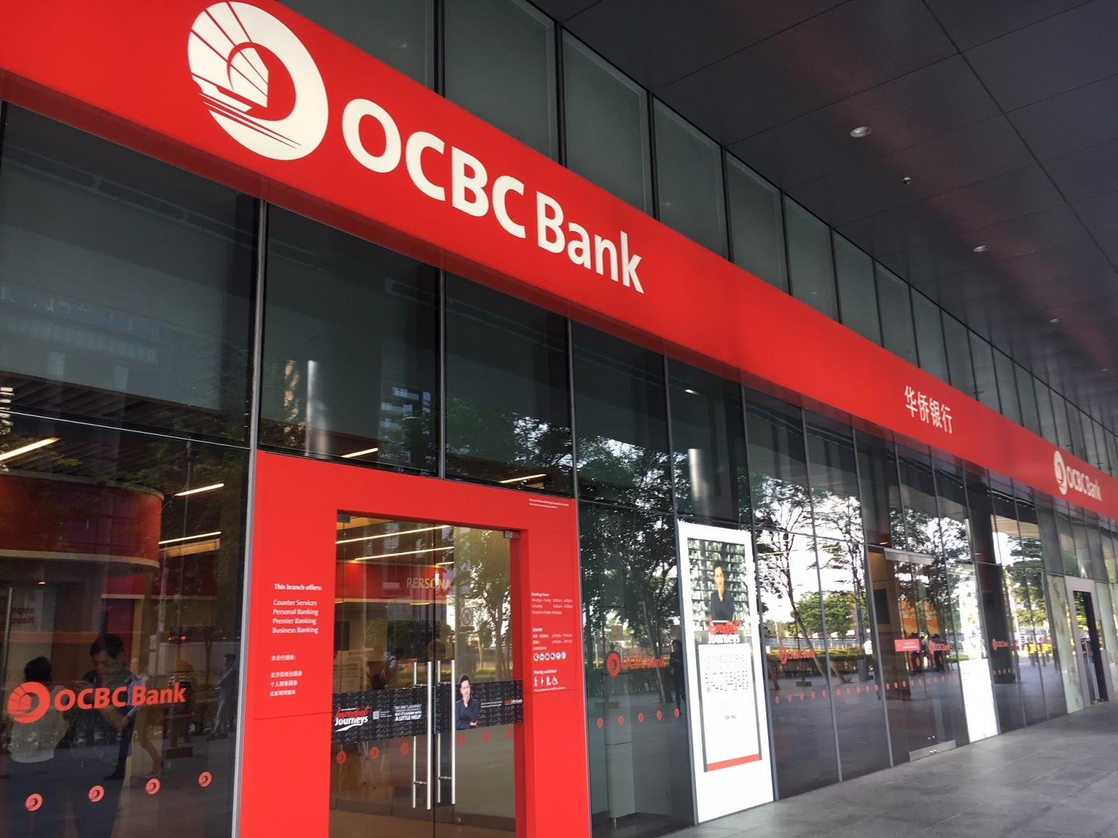 OCBC Bank in Singapore