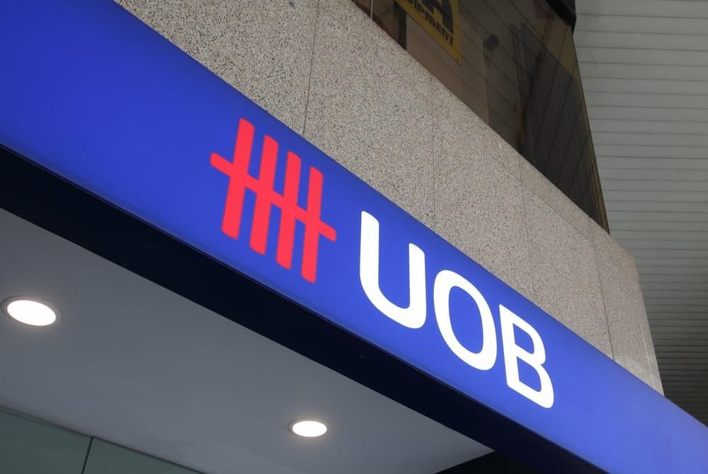 UOB Bank in Singapore